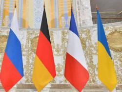 В Кремле отказались от участия в переговорах лидеров нормандской четверки