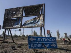 На Донбассе за сутки зафиксировано девять обстрелов со стороны боевиков
