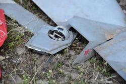 Украинские бойцы обезвредили два БПЛА боевиков на Донбассе