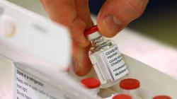 Украина до конца лета должна получить 13 миллионов вакцин от COVID-19